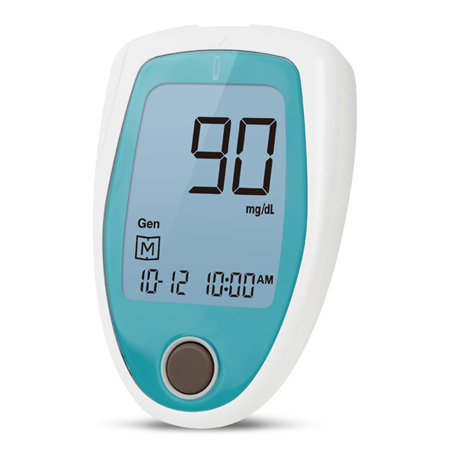 GDH Blood Glucose Meter TD-4255