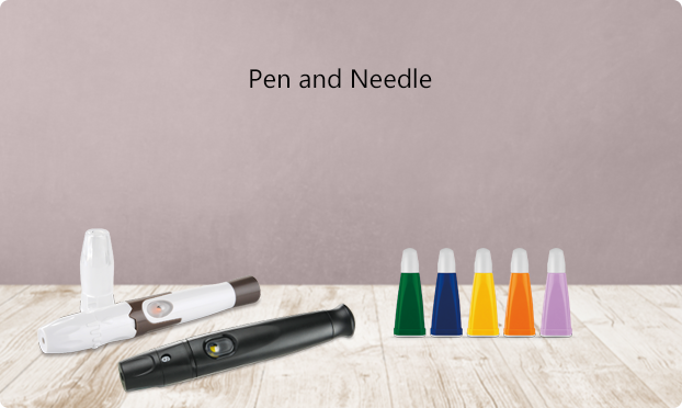 Pen and Needle