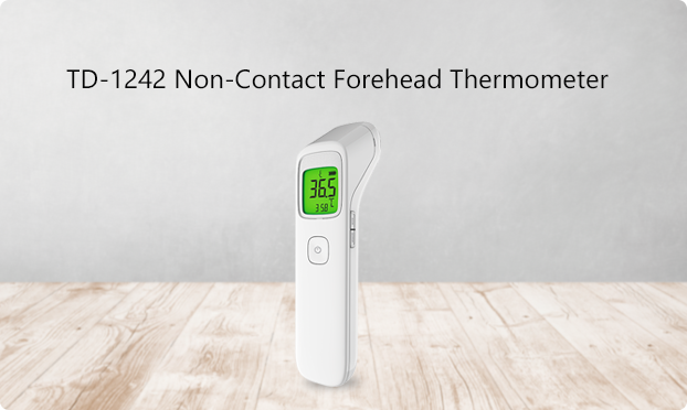 TD-1242 Non-Contact Forehead Thermometer