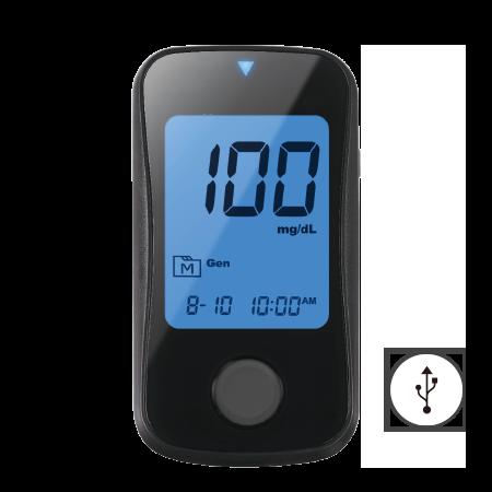 Blood Glucose Meter TD-4125
