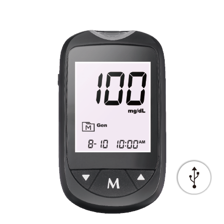 TaiDoc Blood Glucose Meter TD-4183