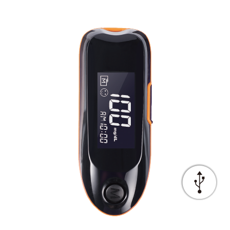 TaiDoc GOD Blood Glucose Meter TD-4235
