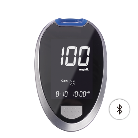 It's important using our Digital Glucometer TD-4277 to monitor your blood sugar levels to ensure that is within a healthy range if you have diabetes.