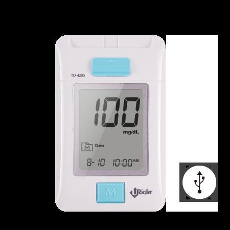 TaiDoc Blood Glucose Meter TD-4285