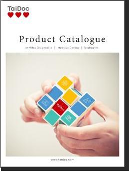 TaiDoc Product Catalogue 2021